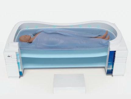 lit de flottaison - spa - thalassothérapie